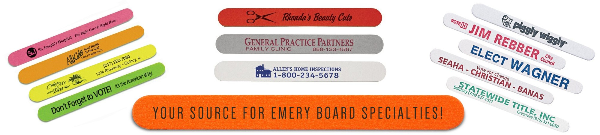 All Emery Boards